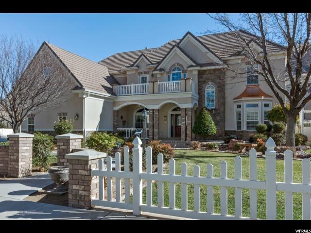 单亲家庭 为 销售 在 1451 S 325 W 1451 S 325 W Hurricane, 犹他州 84737 美国