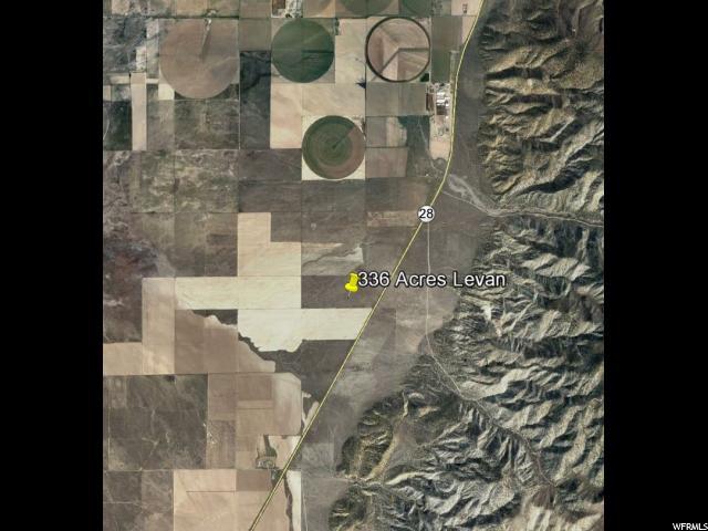 Land for Sale at 26 S MILE POST HWY 28 26 S MILE POST HWY 28 Levan, Utah 84639 United States