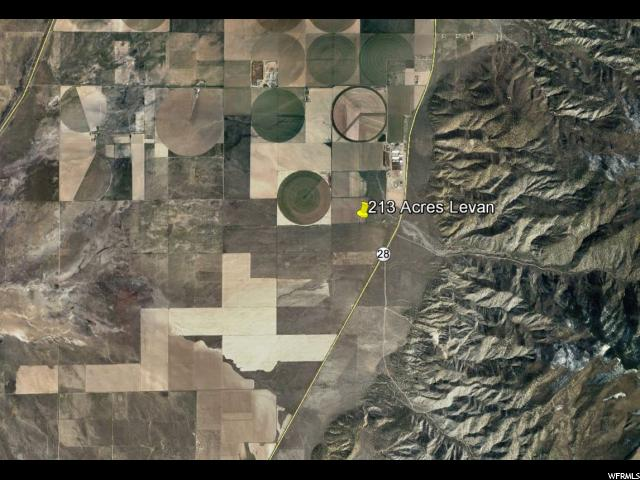 27 S MILE POST HWY 28 Levan, UT 84639 - MLS #: 1502928