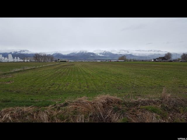 أراضي للـ Sale في 6295 N 2400 W 6295 N 2400 W Amalga, Utah 84335 United States