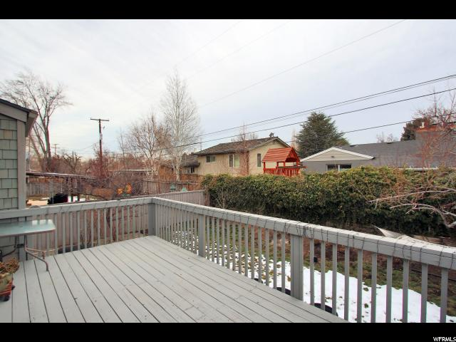 1943 E 1700S Salt Lake City, UT 84108 - MLS #: 1502960