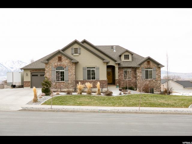 单亲家庭 为 销售 在 1027 S 540 E 1027 S 540 E Providence, 犹他州 84332 美国