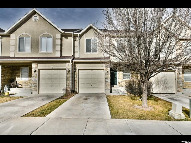 Townhouse for Sale at 3298 W LOWER NEWARK WAY 3298 W LOWER NEWARK WAY West Jordan, Utah 84088 United States