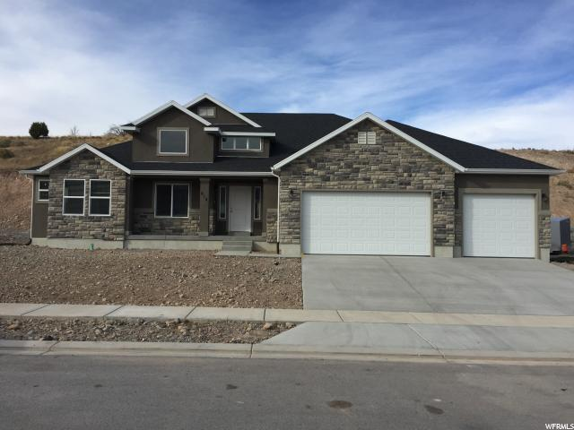 618 SUMMIT TRAILS Santaquin, UT 84655 - MLS #: 1503005