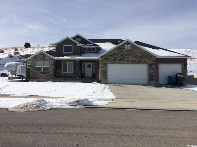 Single Family for Sale at 618 SUMMIT TRAILS 618 SUMMIT TRAILS Santaquin, Utah 84655 United States
