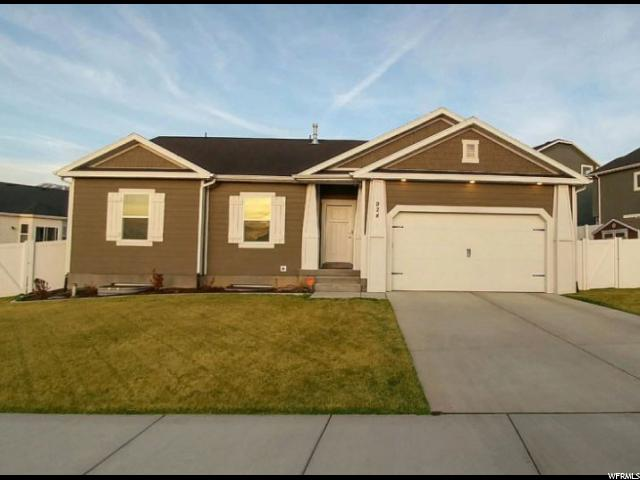 924 N STALLION DR Spanish Fork, UT 84660 - MLS #: 1503028