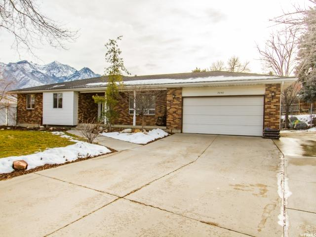 2046 E LEONARD CIR, Sandy UT 84093