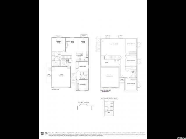 13147 S BILSTON LN Unit 34 Herriman, UT 84096 - MLS #: 1503156