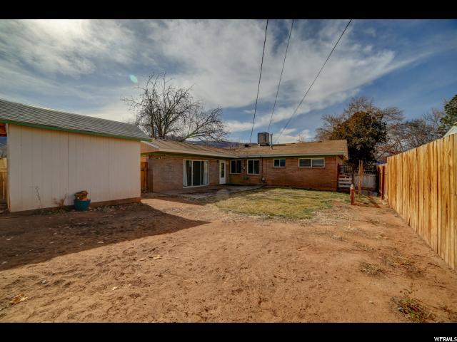 397 S TUSHER ST Moab, UT 84532 - MLS #: 1503192
