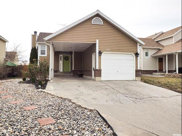 1411 W COUNTRYWOOD West Jordan, UT 84088 - MLS #: 1503207