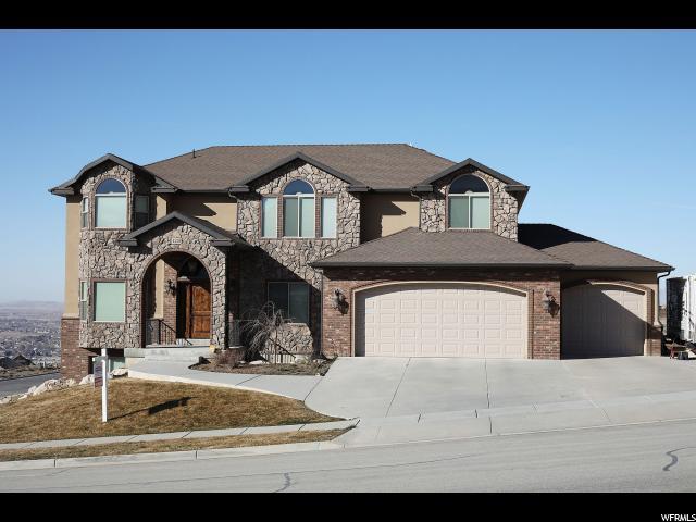 单亲家庭 为 销售 在 4219 N 1100 W 4219 N 1100 W Pleasant View, 犹他州 84414 美国