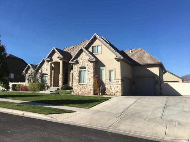 Single Family for Sale at 14632 S JUNIPER VIEW Drive 14632 S JUNIPER VIEW Drive Herriman, Utah 84096 United States