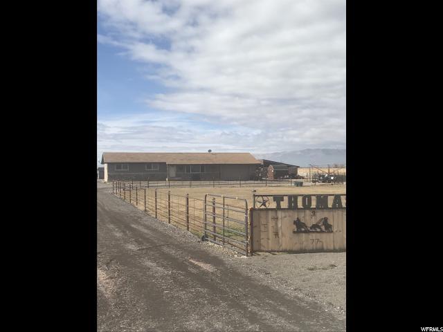 Terrain pour l Vente à 4192 800 W. 4192 800 W. Spanish Fork, Utah 84660 États-Unis