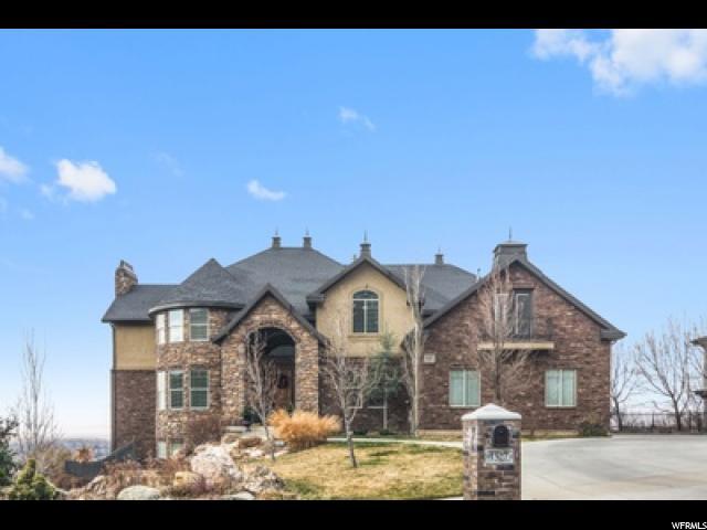 单亲家庭 为 销售 在 1527 N COMPTONS PT 1527 N COMPTONS PT Farmington, 犹他州 84025 美国