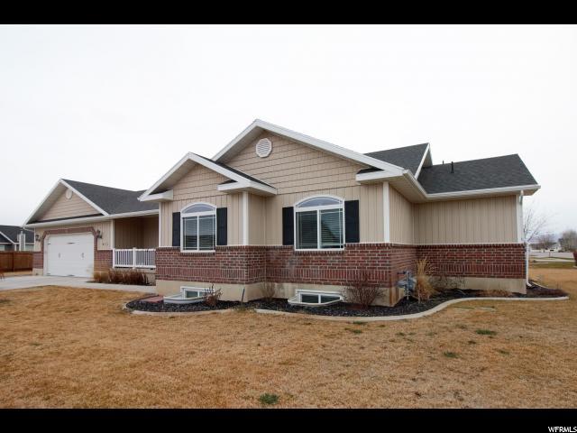 Один семья для того Продажа на 611 S 800 E 611 S 800 E Preston, Айдахо 83263 Соединенные Штаты