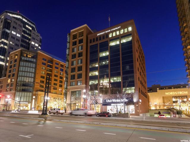 55 W SOUTH TEMPLE ST Unit 204 Salt Lake City, UT 84101 - MLS #: 1503391