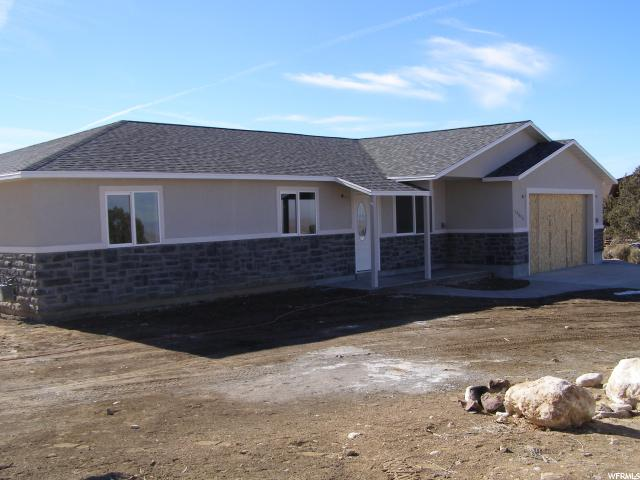 Один семья для того Продажа на 13690 E EAST CANYON Drive 13690 E EAST CANYON Drive Oak City, Юта 84649 Соединенные Штаты