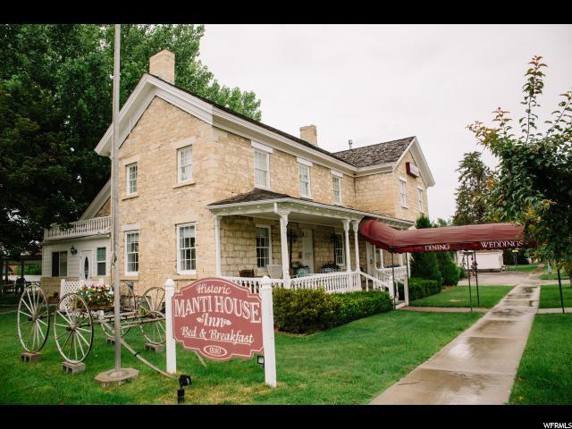 Commercial for Sale at 1749, 401 N MAIN 401 N MAIN Manti, Utah 84642 United States