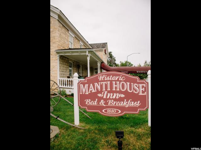 401 N MAIN Manti, UT 84642 - MLS #: 1503432