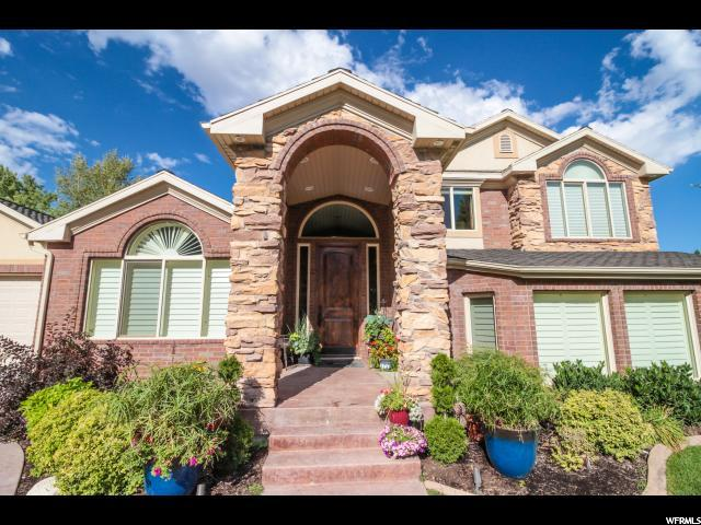 单亲家庭 为 销售 在 7959 S 2100 E 7959 S 2100 E South Weber, 犹他州 84405 美国