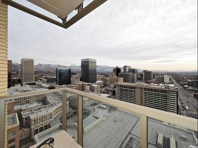 99 W SOUTH TEMPLE ST Unit 2005 Salt Lake City, UT 84101 - MLS #: 1503451
