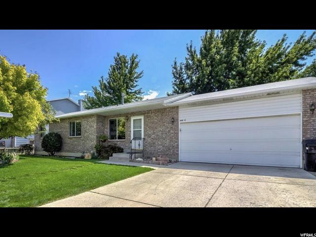Single Family for Sale at 660 E 700 N 660 E 700 N Orem, Utah 84097 United States