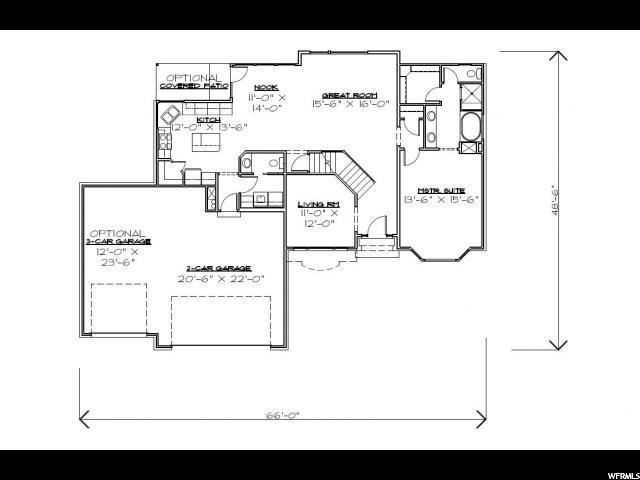 3948 W 2350 ST Plain City, UT 84404 - MLS #: 1503487