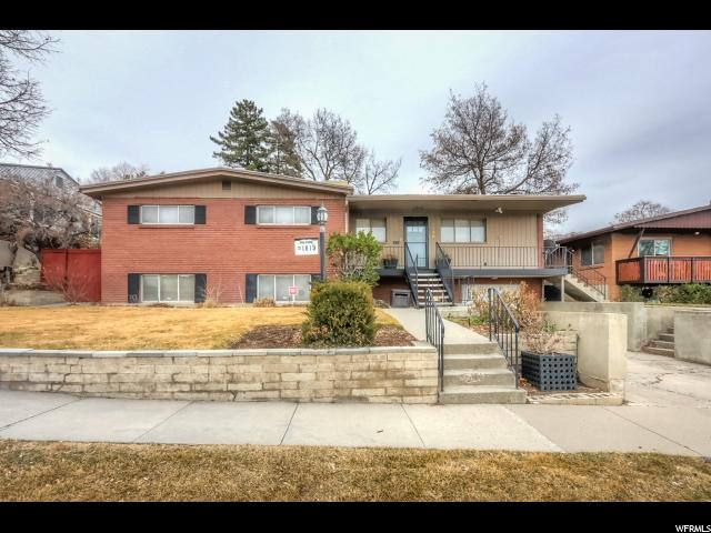 Home for sale at 1819 S 2500 East, Salt Lake City, UT 84108. Listed at 479900 with 4 bedrooms, 3 bathrooms and 2,764 total square feet