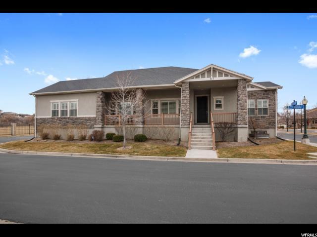 Casa unifamiliar adosada (Townhouse) por un Venta en 717 W MYSTIC CREEK WAY 717 W MYSTIC CREEK WAY South Jordan, Utah 84095 Estados Unidos