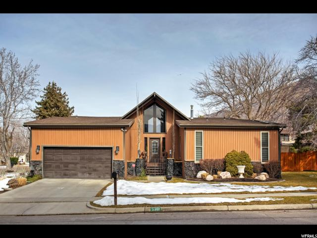 3361 E ENCHANTED VIEW DR, Cottonwood Heights UT 84121