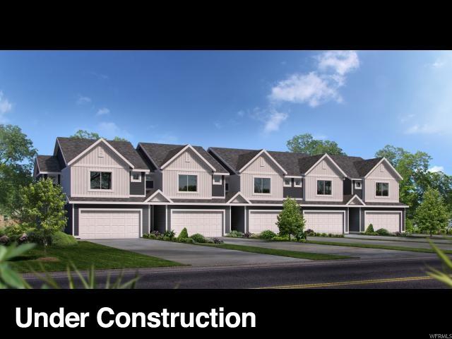 Таунхаус для того Продажа на 134 E BOXCAR Lane 134 E BOXCAR Lane Unit: 2247 Saratoga Springs, Юта 84045 Соединенные Штаты