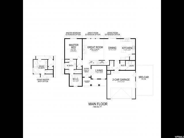 147 E WAYSIDE DR Unit 102 Saratoga Springs, UT 84045 - MLS #: 1503639