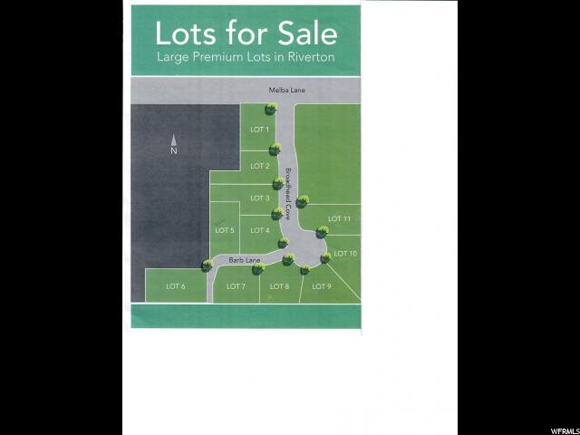 11961 S BROADHEAD CV Riverton, UT 84096 - MLS #: 1503664