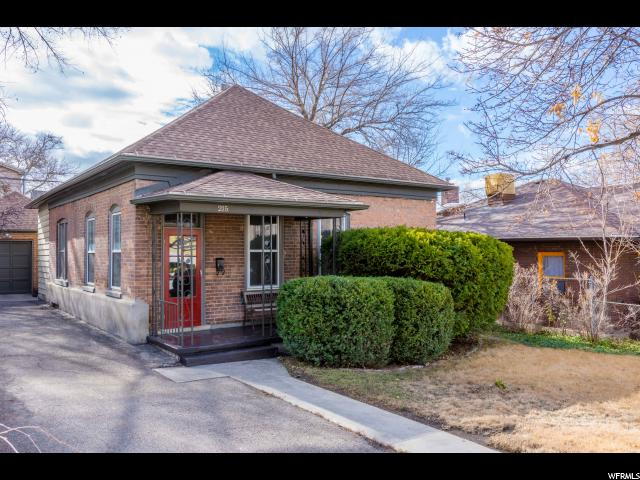 Home for sale at 215 W Fern Ave, Salt Lake City, UT 84103. Listed at 375000 with 2 bedrooms, 2 bathrooms and 1,470 total square feet
