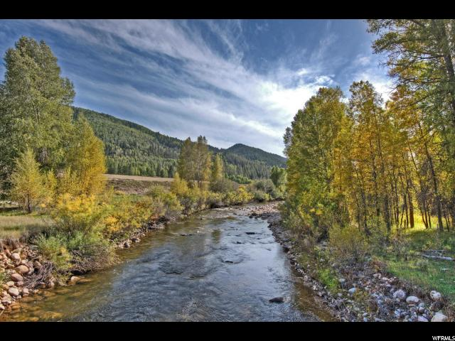 Land for Sale at 4404 WEBER CANYON Road 4404 WEBER CANYON Road Oakley, Utah 84055 United States