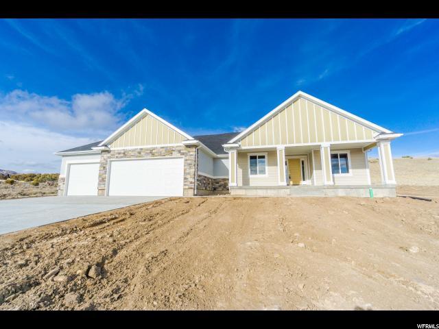 Single Family for Sale at 2222 W RIDGELINE Road 2222 W RIDGELINE Road Stockton, Utah 84071 United States