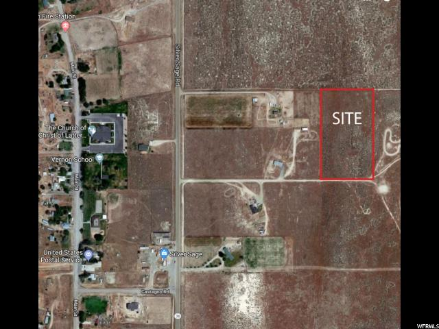Land for Sale at Address Not Available Vernon, Utah 84080 United States