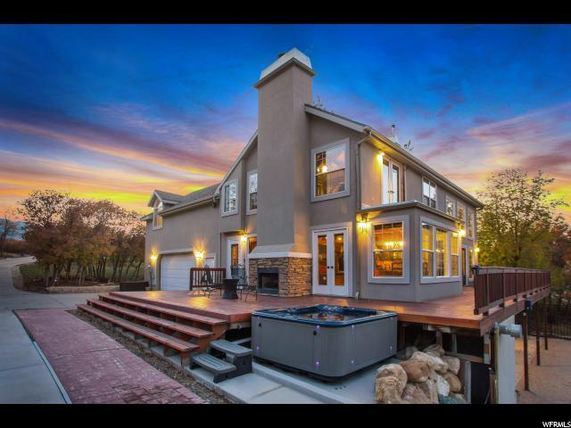 Один семья для того Продажа на 760 S OAK Drive 760 S OAK Drive Woodland Hills, Юта 84653 Соединенные Штаты