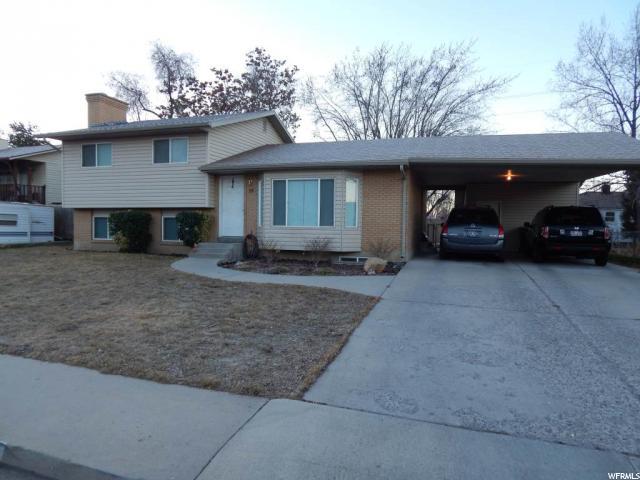 Single Family for Sale at 75 W 1160 N 75 W 1160 N Orem, Utah 84057 United States