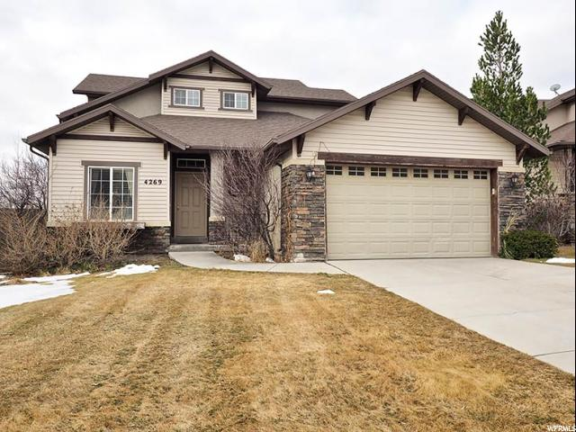 4269 N PHEASANT RUN CT., Lehi UT 84043