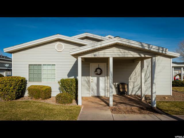 Townhouse for Sale at 6221 W 135 N 6221 W 135 N Unit: 26 Hurricane, Utah 84737 United States