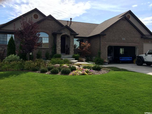 Single Family for Sale at 1846 N 3500 W 1846 N 3500 W Plain City, Utah 84404 United States