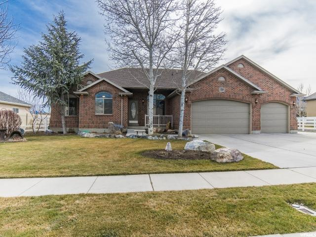 Unifamiliar por un Venta en 5519 W COPPER PEAK Circle 5519 W COPPER PEAK Circle Herriman, Utah 84096 Estados Unidos