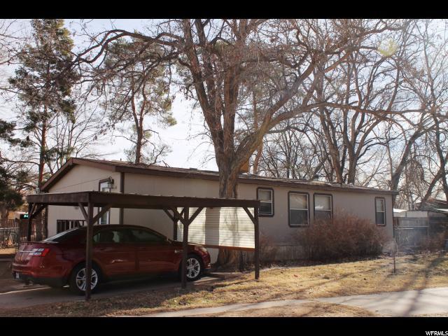 Casa Unifamiliar por un Venta en 38 400 N 500 W 38 400 N 500 W Moab, Utah 84532 Estados Unidos