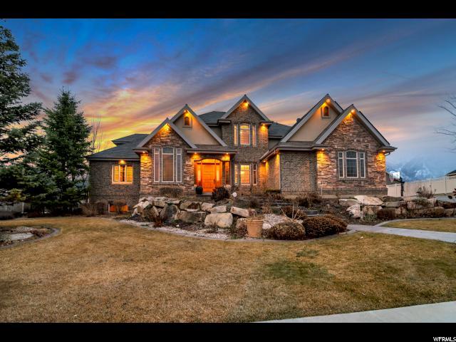 Один семья для того Продажа на 1275 S 550 W 1275 S 550 W Salem, Юта 84653 Соединенные Штаты