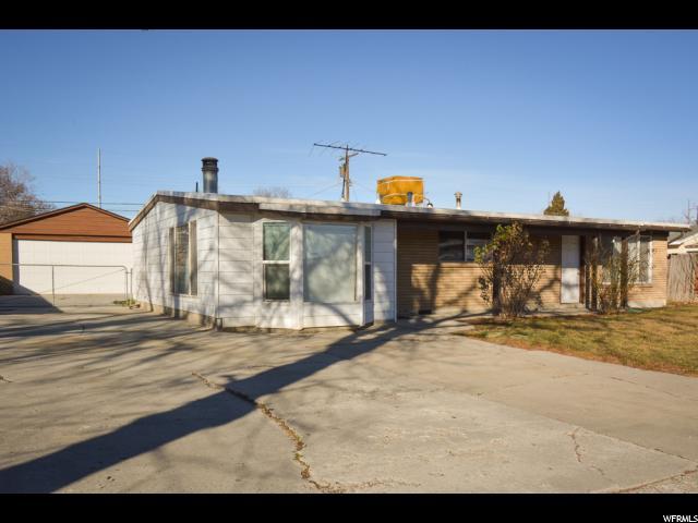 3260 S MAPLE WAY West Valley City, UT 84119 - MLS #: 1503959