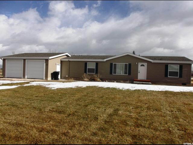 Single Family for Sale at 290 N 1ST W Street 290 N 1ST W Street Bloomington, Idaho 83223 United States