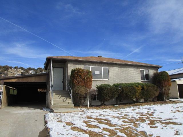 Single Family for Sale at 114 VALLEY VW 114 VALLEY VW Sunnyside, Utah 84539 United States