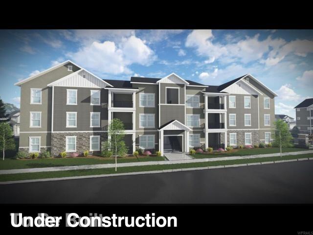 Condominium for Sale at 4166 W 1850 N 4166 W 1850 N Unit: H 102 Lehi, Utah 84043 United States