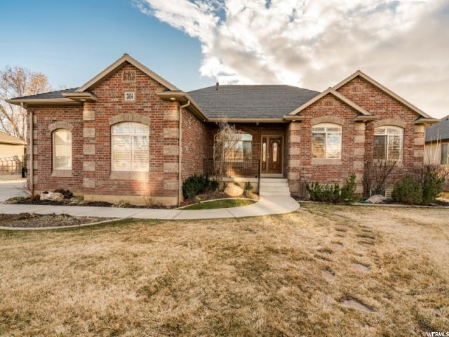 Single Family for Sale at 2414 S HANSEN MEADOWS Drive 2414 S HANSEN MEADOWS Drive Syracuse, Utah 84075 United States